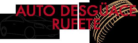 Logo Auto Desguace Rufete